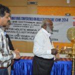Dr Ragavan  na četvrtoj ICHM konferenciji