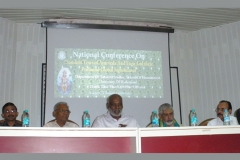 Lecture at National seminar on Ayurveda - AYURYOG 2010, Hyderabad in Mar 2010 (1)