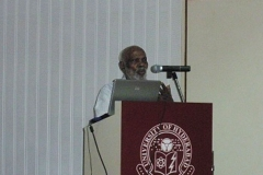 Lecture at National seminar on Ayurveda - AYURYOG 2010, Hyderabad in Mar 2010 (2)