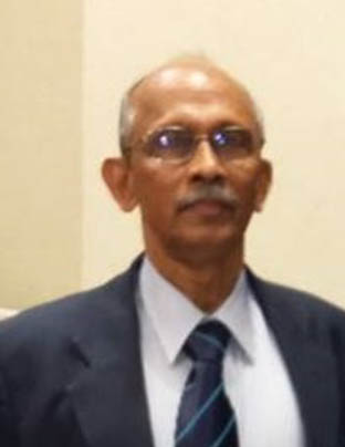 Dr. K.M. George
