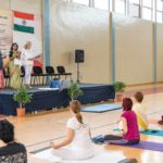 UN Yoga Day - 21 June 2016